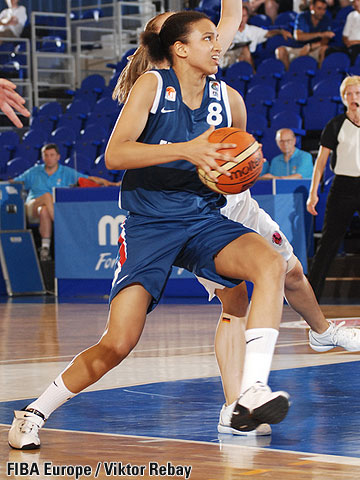 Yvette Assilamehou (France)